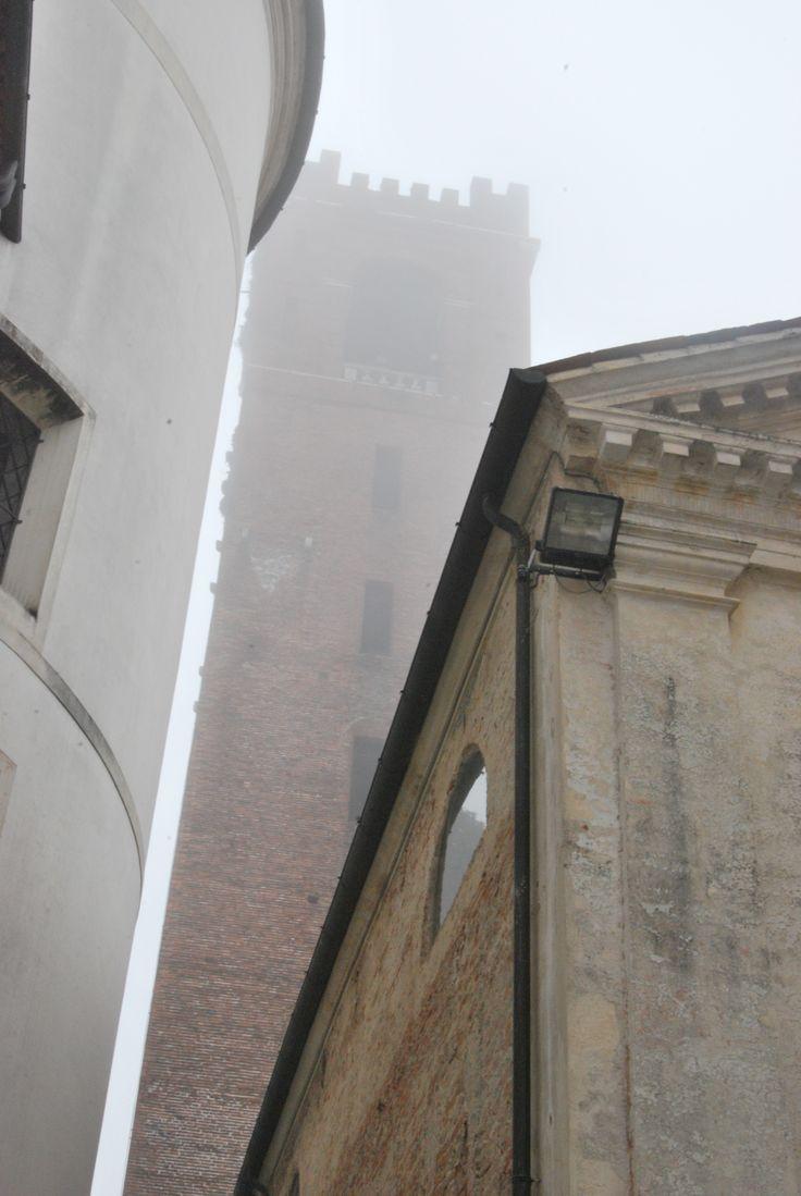 Nebbia e Architettura Gilda Koroni