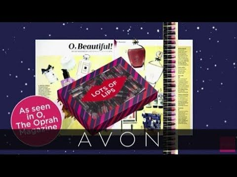 Avon True Color Lots of Lips Great CHRISTmas gift.