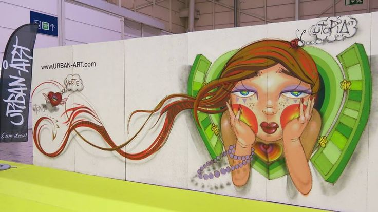 Trabalho Urban-Art by UTOPIA