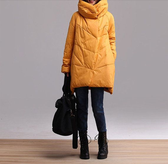 Down Parka Coat