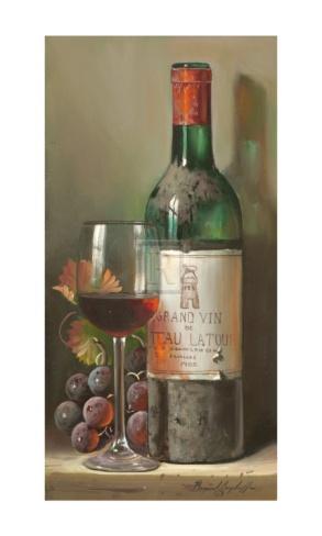 Chateau Latour/ very desirable wine