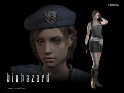 Resident Evil remake, Jill Valentine