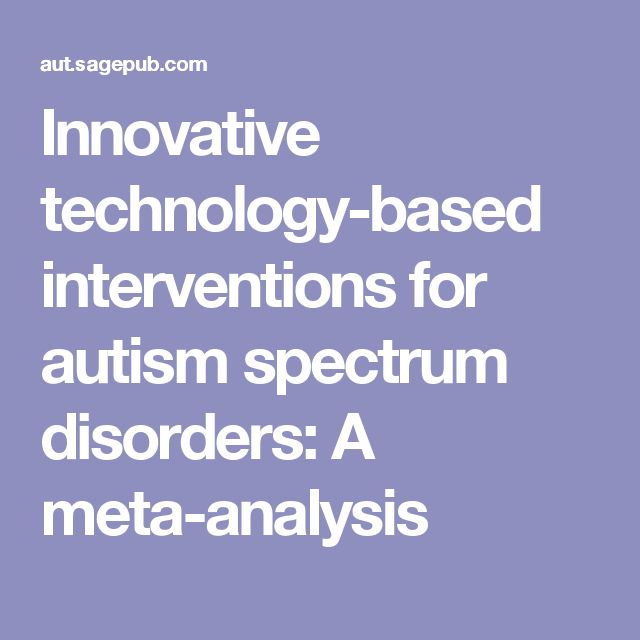 ... grasping in autism spectrum disorder: a review of recent literature