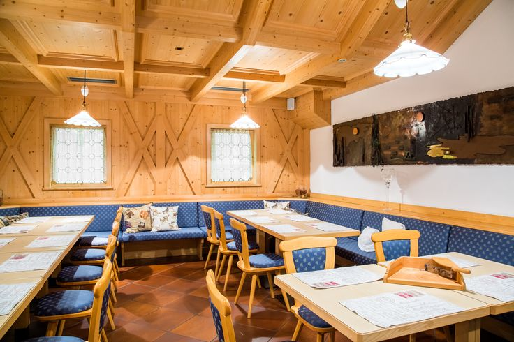 Restaurant @ Residencehotel Ambiez in Madonna di Campiglio (TN). More info at: www.residencehotel.it