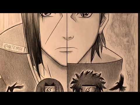 Naruto soundtrack- A river that runs red - YouTube