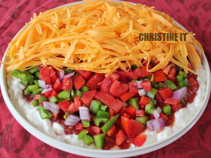 Tortilla Chip Dip | Christine It! #‎HolidayHappiness‬