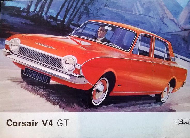 FORD CORSAIR PERIOD POSTCARD PUBLICITY DEPARTMENT   eBay & 35 best British Ford Cars images on Pinterest   Vintage cars Car ... markmcfarlin.com