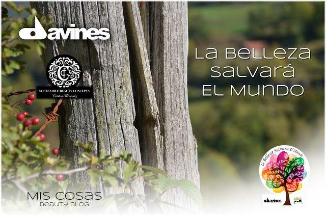 """...bienvenidos a una nueva entrega de """"La Belleza salvará el Mundo""""!!!  #Davines #sostenibleBeautyConcetps #miscosasblog #DavinesEspaña #Asturias #Fapas #reforestacion #laBellezaSalvaraElMundo #osos"""