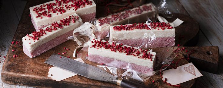 A vintage classic with a twist! Everyone loves a sweet slice of this Raspberry Coconut Ice.