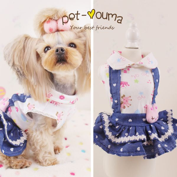 Baby Bunny Cute Pet Dress Cat Dog Dresses Dog Clothes Dog Clothes  Clothes for Dogs  Maltese Yorkshire Chiwawa Spring 16ZF05 // FREE Shipping //     Get it here ---> https://thepetscastle.com/baby-bunny-cute-pet-dress-cat-dog-dresses-dog-clothes-dog-clothes-clothes-for-dogs-maltese-yorkshire-chiwawa-spring-16zf05/    #hound #sleeping #puppies