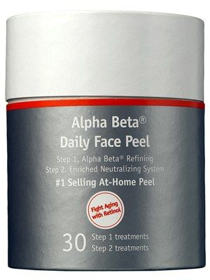Dr. Dennis Gross Skincare Alpha Beta Daily Face Peel Review | Allure