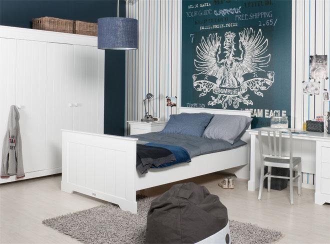 Meer dan 1000 idee n over stijlvolle slaapkamer op pinterest slaapkamers slaapkamer meubilair - Tiener slaapkamer kleur ...