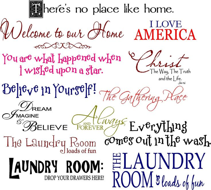 Laundry Room Sayings To Make With Cricut And Vinyl Put The Hangers Idea
