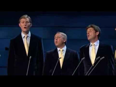 The King's Singers - Greensleeves. This may be the premiere vocal ensemble in all of the world, simply amazing.