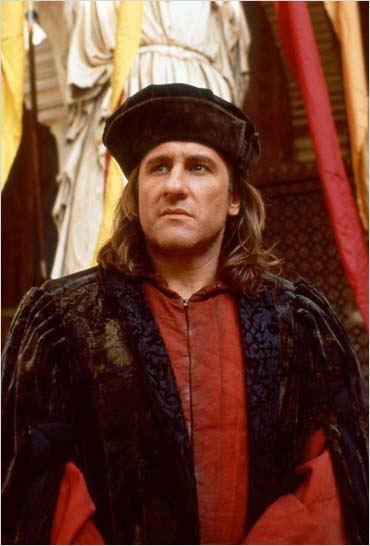 Gerard Depardieu as Christophe Colombus