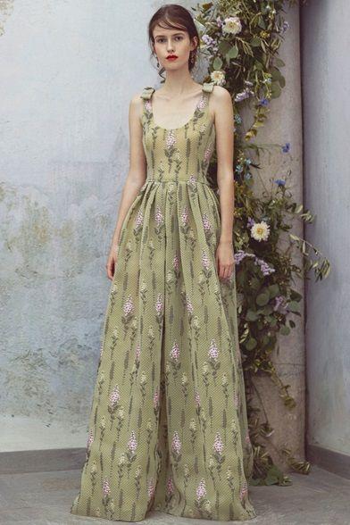 Sfilate Luisa Beccaria - Pre-collezioni Primavera Estate 2018 - Collezione  - Vanity Fair  cd296609752