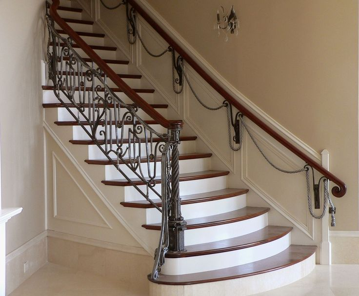 Best 58 Best Images About Handrails On Pinterest Wrought Iron 400 x 300