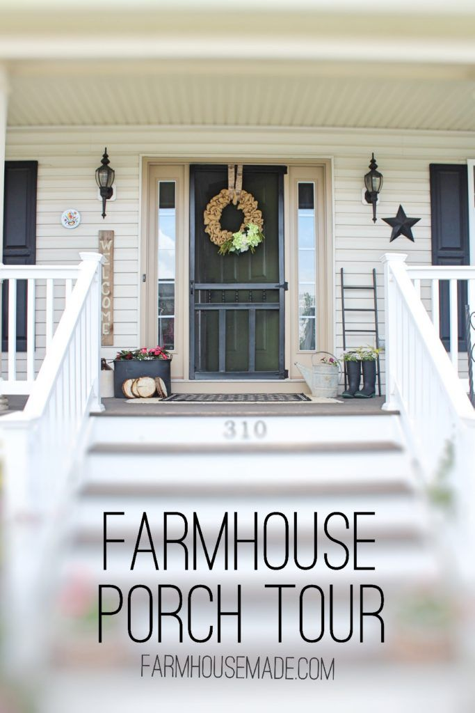 128 Best Country Farmhouse Porches Images On Pinterest