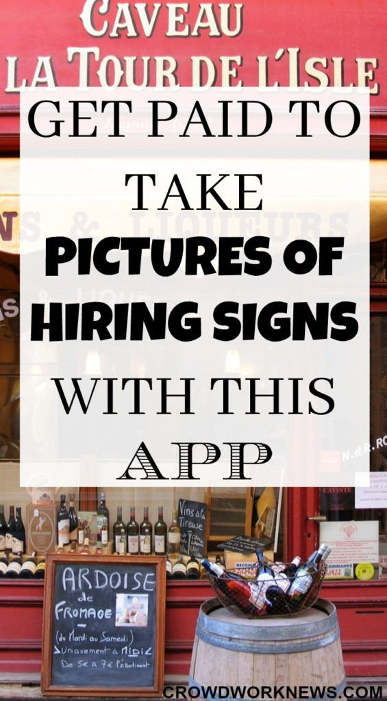 There are so many interesting ways to make extra money and this one is the best. Do you know that you can easily make extra money just by taking photos of 'Hiring' signs on the storefronts? Yes, you can. Find out everything about this awesome app.