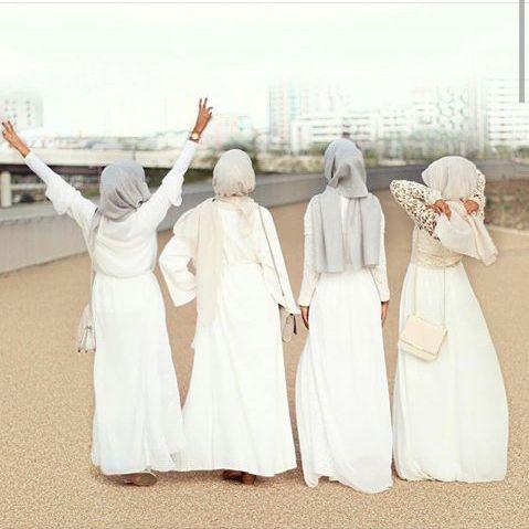 Hijab ⚫⚪