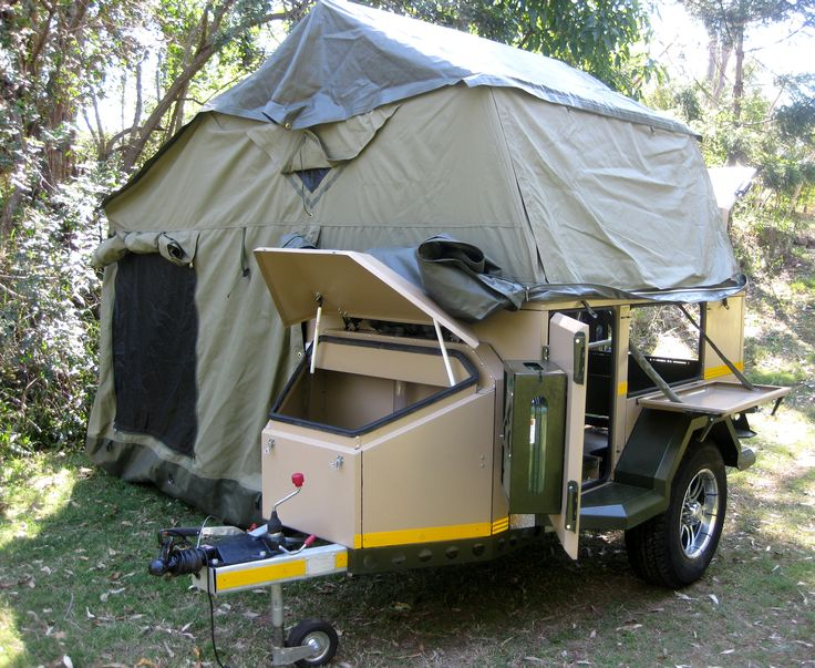 Excellent See A Showcase Of Bhoma 44 OffRoad Caravan Photos