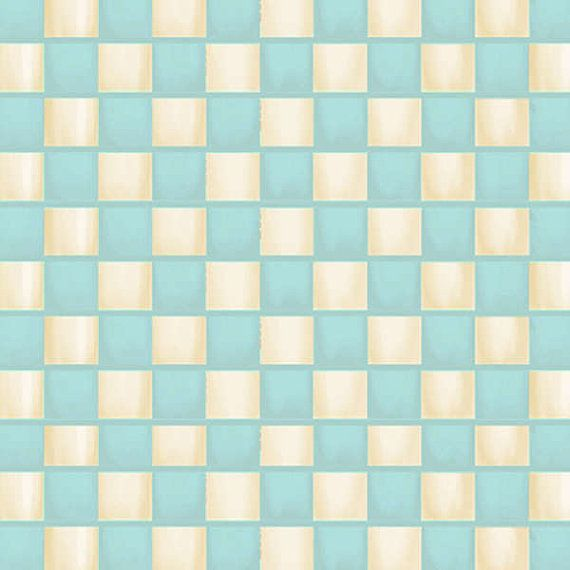 NEW Honey Bee Mine Henry Glass Checkerboard by ForeverPatchwork, $9.95