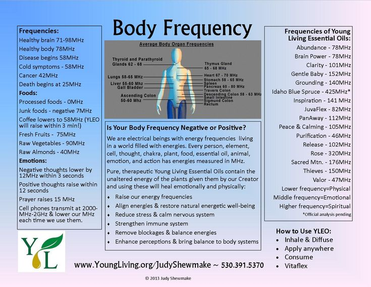 https://www.youngliving.com/signup/?sponsorid=1913957&enrollerid=1913957 Young Living Essential Oils: Body Frequency Energy