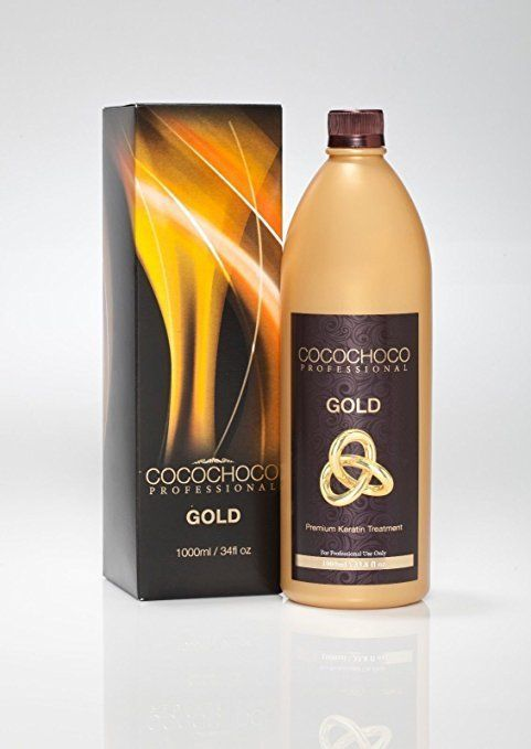 Relaxers and Straightening Prod: Cocochoco Gold Brazilian Keratin Hair Treatment 33.8 Oz / 1000 Ml -> BUY IT NOW ONLY: $118.45 on eBay!
