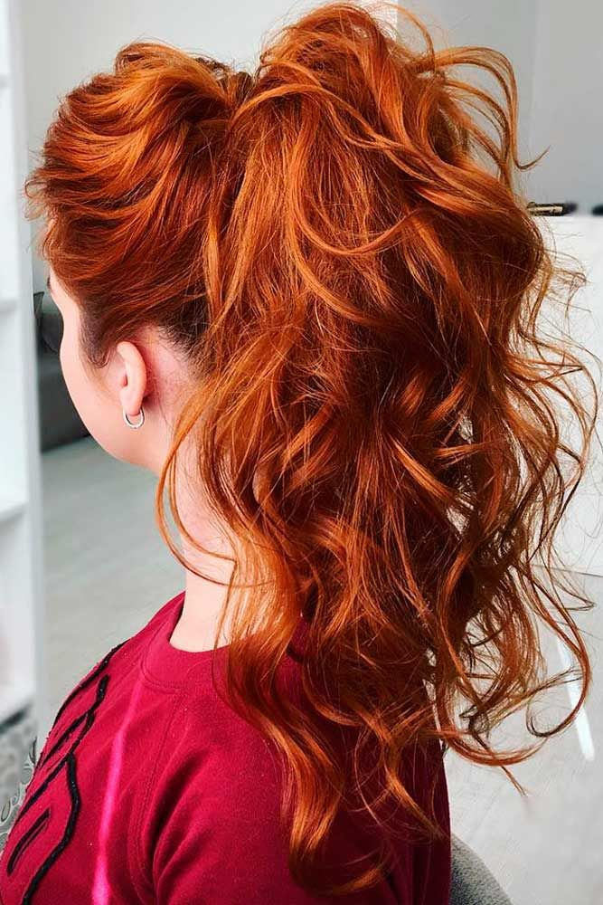 Magnificent 1000 Ideas About Ponytail Hairstyles On Pinterest Braided Short Hairstyles Gunalazisus