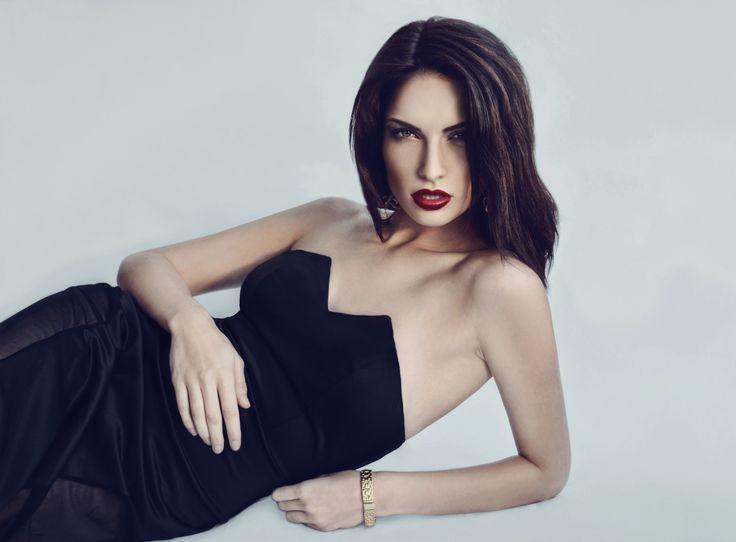 Makeup: Marzena Żygadło Foto: Gabriela Machlowska Model: Natalia Sabramowicz
