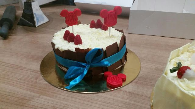 Sims Cake Shop: Mickey