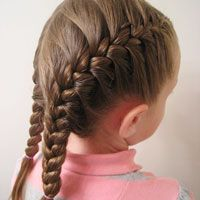Babes In HairlandFrench Braids, Flashback Crafts, Braids Videos, For Kids, Braids Preview Img 8124, Retro Games, Daughters, Crafts Activities, Braids Braids