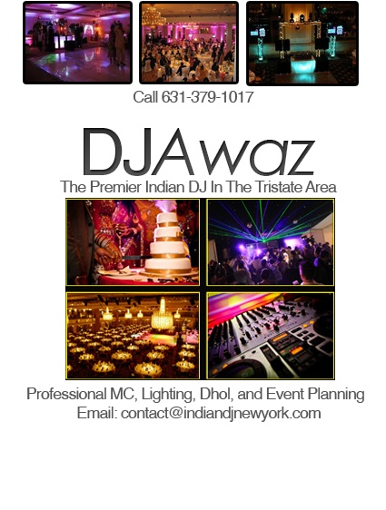 Affordable Wedding Packages For All Indian And Pakistani Events DJ In NY NJ CT MD
