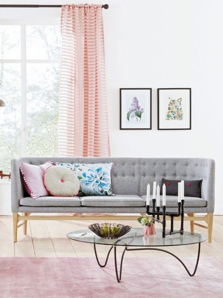 Wohnzimmer Deko Pastell : Images about wohnen in pastell on deko oder ...