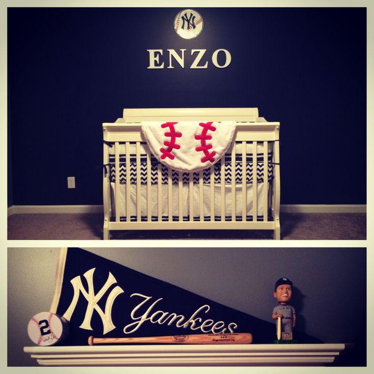 Yankees nursery