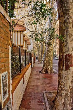 Walk Belgrano - Ciudad de Buenos Aires - Argentina.