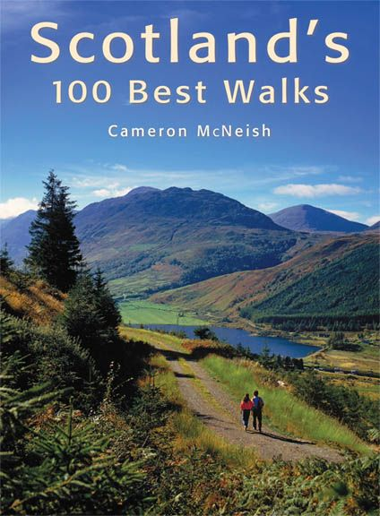 Scotland's 100 Best Walks - what better way to enjoy the natural landscape than on foot?