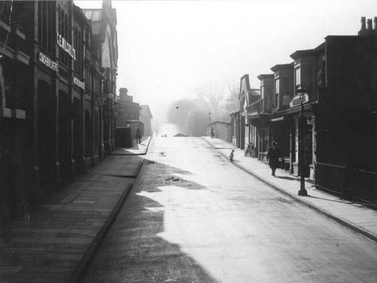 Rose Lane Mossley Hill Liverpool