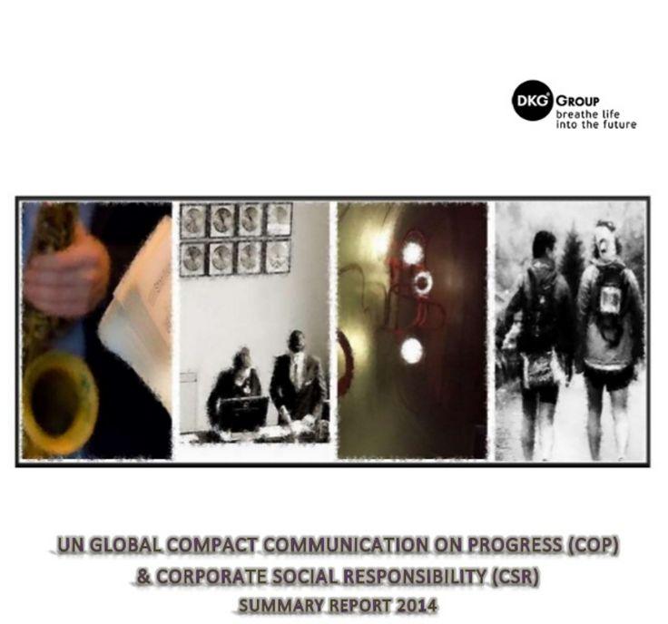 CSR Report 2014 (pdf) - DKG Group