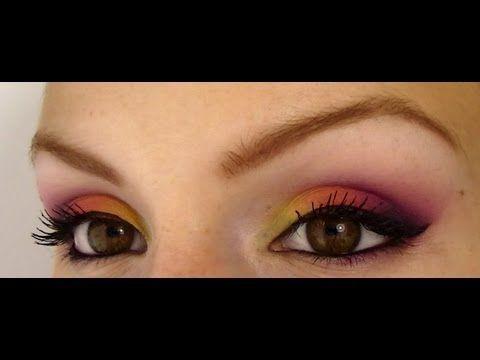 Sunset Eyes tutorial