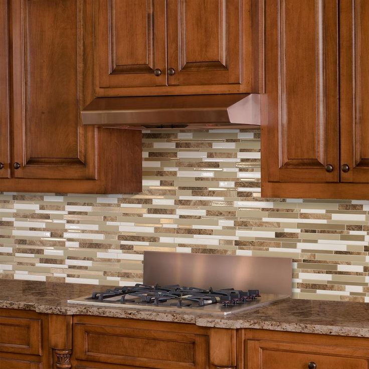 Self Stick Metal Backsplash Tiles Home Depot Metal Tile: 17 Best Images About Peel And Stick Backsplash On
