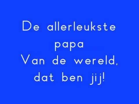 ▶ Vaderdagliedje: Papa Pap ( Tijl Damen) - YouTube