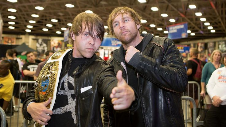 WrestleMania Axxess Kostüme: Fotos