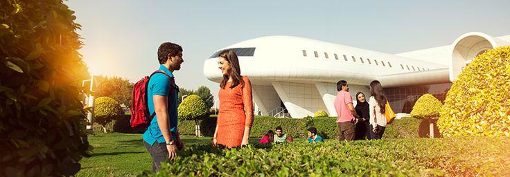 Jobs In Dubai At Emirates Aviation University
