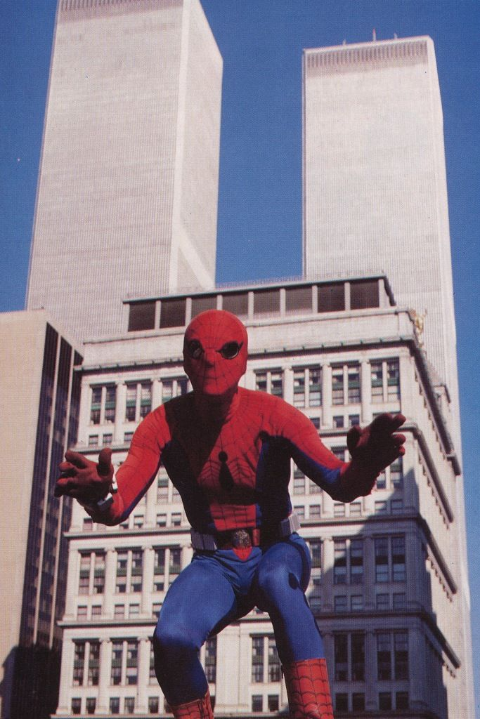 70's Spider-man Show with Nicholas Hammond