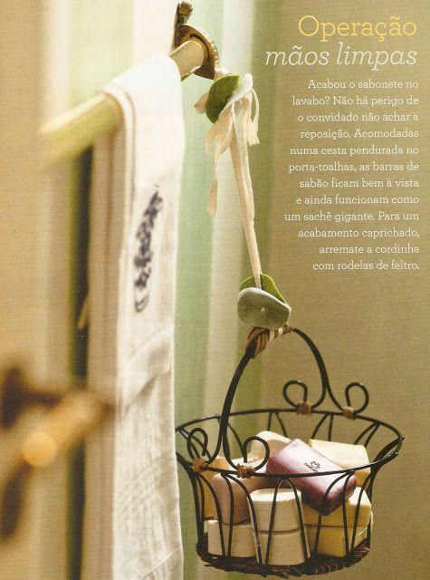 Depósito Santa Mariah: Banho e Sabonetes