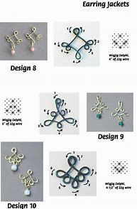 Image result for Celtic Wire Jewelry Free Patterns for WigJig