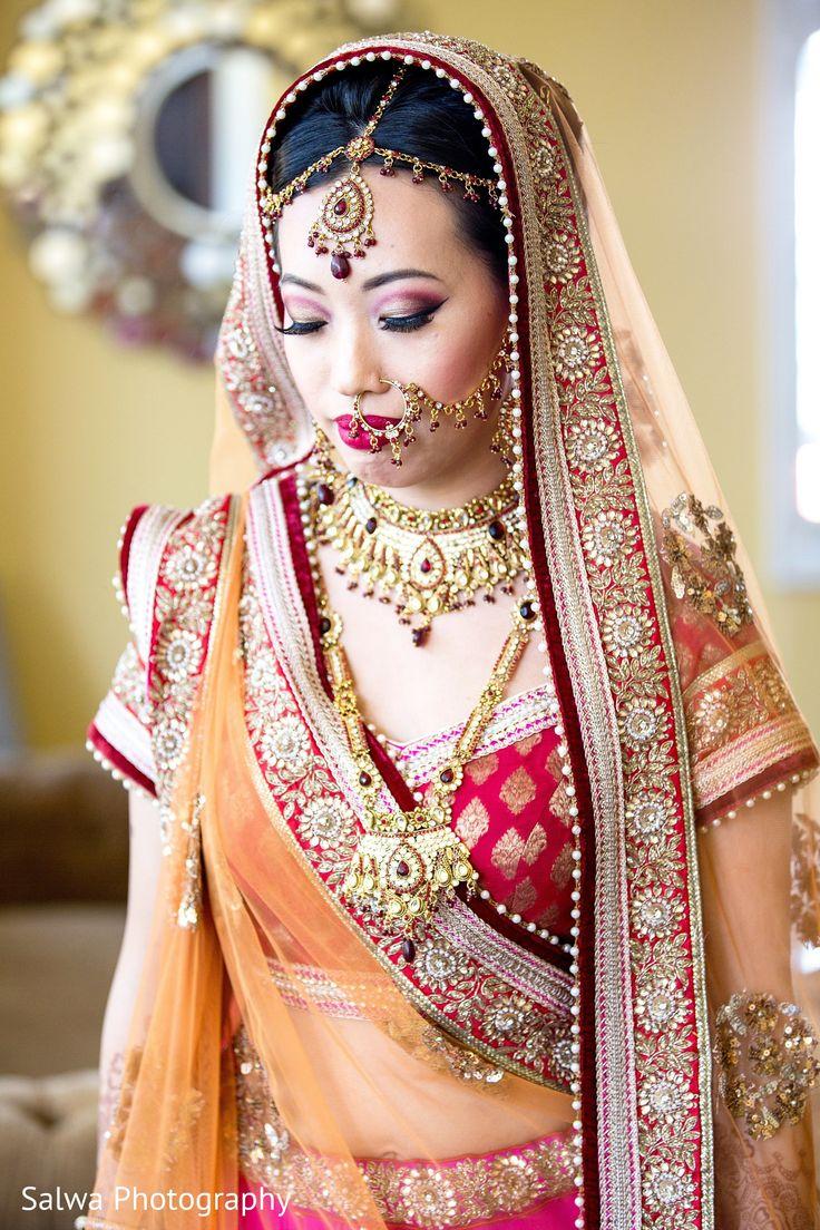 48 best bride2 images on pinterest indian bridal indian photo bridal jewelry maharani weddings junglespirit Images