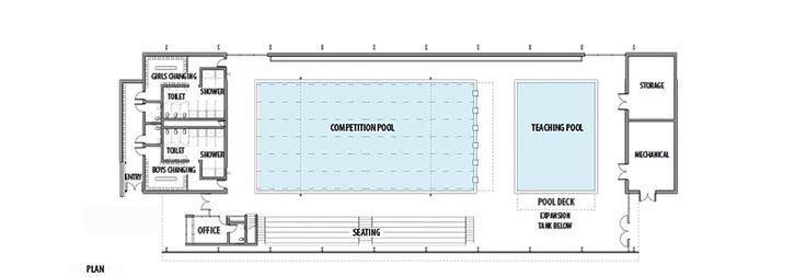 Gallery of AISJ Aquatic Center / Flansburgh Architects - 11