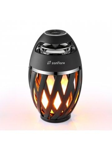 zanflare A1 Flame Bluetooth Speaker Lamp